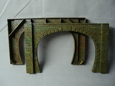 HO/OO pair Model Railway Tunnel / Bridge ends