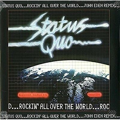 Rockin' All Over The World - STATUS QUO [2x LP]
