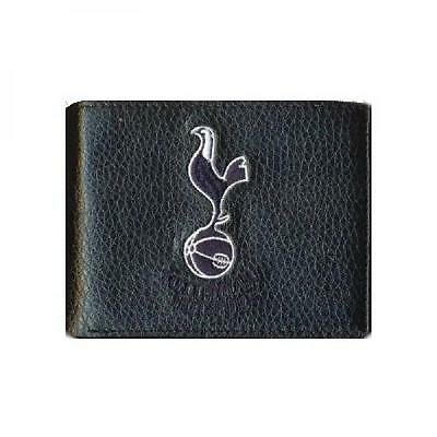 Embroidered Leather TOTTENHAM HOTSPUR SPURS FC Football Club Wallet Present GIFT