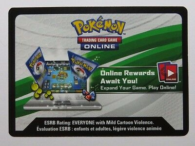 50 x Pokemon TCG Online Booster Codes - Sun and Moon/XY Sets (Select your set)