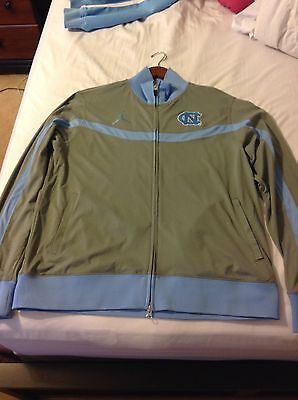 North Carolina Tar Heels Nike Championship Warm Up Jacket Sz. L