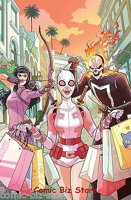 Gwenpool #14 (2017) 1St Printing Bagged & Boarded