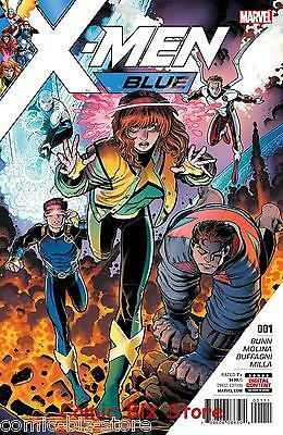 X-Men Blue #1 (2017) 1St Printing Bagged & Boarded