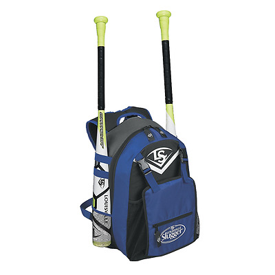 Louisville Slugger Baseball | Softball Series 5 Stick Pack (bat Backpack)