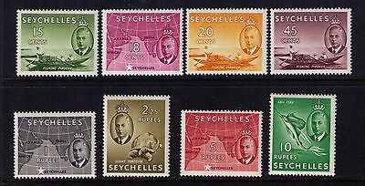 SEYCHELLES STAMPS Sc # 160/171 SHORT SET MH OG CAT.$71
