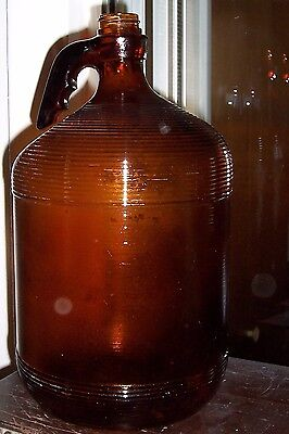 Old Purex Amber Bottle