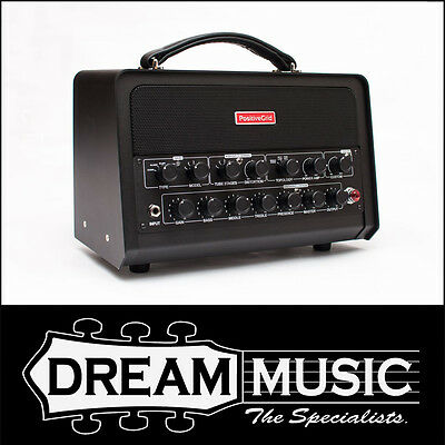 Positive Grid BIAS Guitar Amplifier Head Preamp Tone Matching Modelling RRP$1889