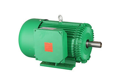"7.5HP Farm Duty Single Phase Motor 1 3/8"" Shaft, 230/460V, 213T, 3450 RPM, TEFC"