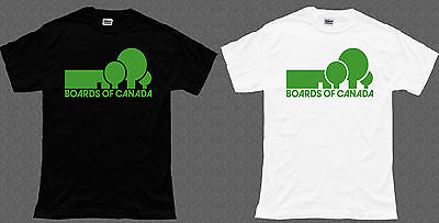 New Boards of Canada Electronic duo Emblem Logo T-shirt S-5XL1
