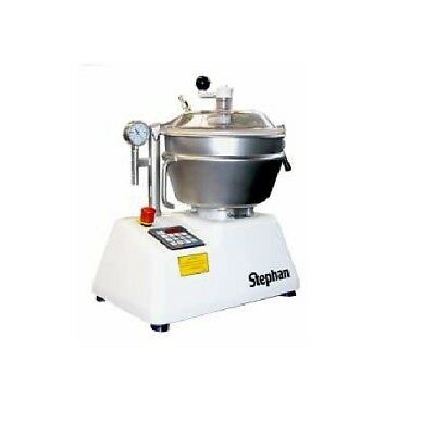 NEW Stephan UM12 VCM12 mixer cutter 220V 60Hz chopper bowlcutter 12 liter VCM 12