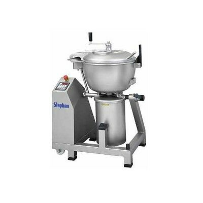 NEW Stephan UM44 VCM44 mixer cutter 220V 60Hz chopper bowlcutter 44 liter VCM 44