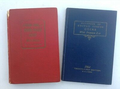 Guide Book of United States Coins-9th Edition 1956 & 1964  Handbook of US coins