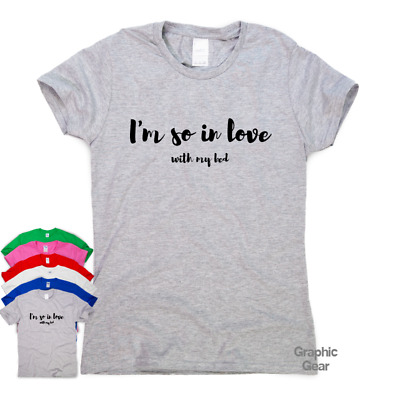 I'm So In Love funny T shirt humour mens gift womens sarcastic tee slogan top