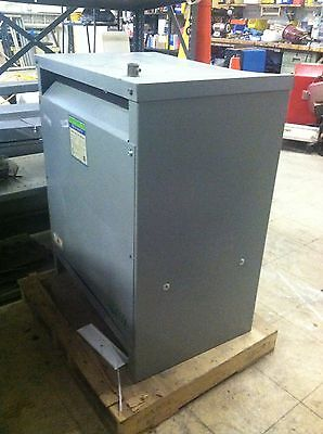 3 Phase General Signal HEVI-DUTY 75 KVA General Purpose Power Transformer