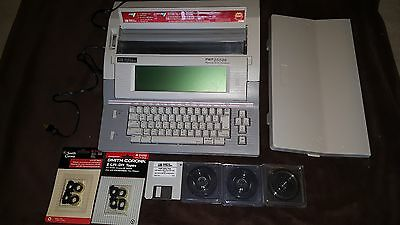 Word Processor Typewriter Smith Corona Pwp 365Ds Large Display & Extras!!!