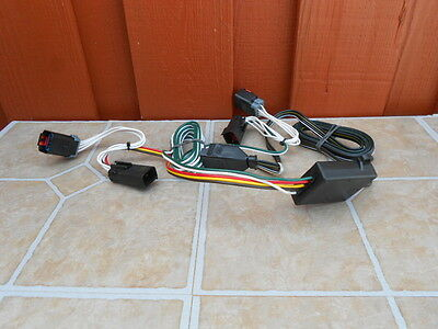 U-Haul 13410 Quick-Connect Trailer Wiring Harness Dodge Plymouth Chrysler on