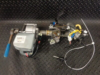 2007 KIA CEED 1.6 CRDi 5DR POWER STEERING COLUMN WITH ECU AND KEYS 2H56399500