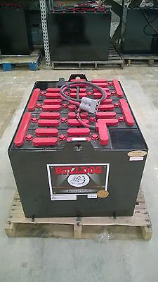 New 24volt Forklift Battery12-85-13 Five Year Warranty/ Free Shipping 1-2 weeks