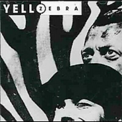 Zebra - Yello (2001, CD NEU)