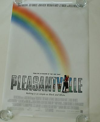Pleasantville Ds Movie Poster One Sheet New Authentic