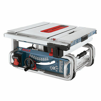 Bosch GTS1031 10-Inch Optimized Capacity All-Steel Portable Jobsite Table Saw