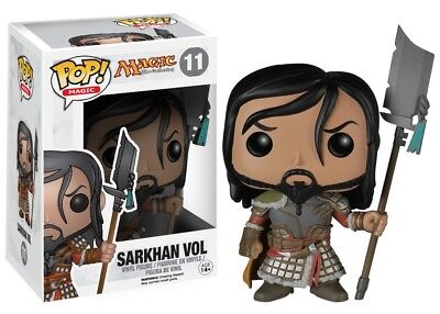 Funko POP! - Magic the Gathering - Sarkhan Vol Figur