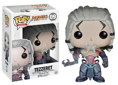 Funko POP! - Magic the Gathering - Tezzerret Figur