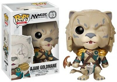 Funko POP! - Magic the Gathering - Ajani Goldmane Figur