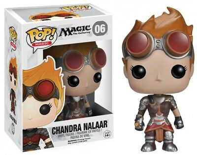 Funko POP! - Magic the Gathering - Chandra Nalaar Figur
