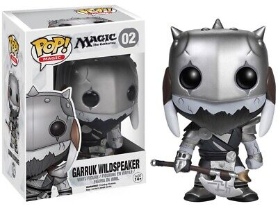 Funko POP! - Magic the Gathering - Garruk Wildspeaker Figur