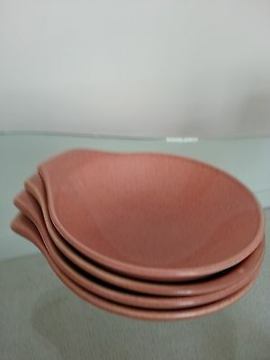Russel Wright,American Modern,Steubenville,Soup lug Coral,mint