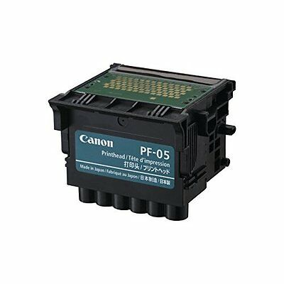Canon Print Head PF-05 3872B001 Genuine official model New! Japan new.