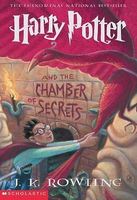 Harry Potter and the Chamber of Secrets by J. K Rowling|Mary GrandPr e