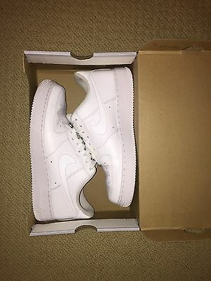 Nike Air Force 1 White - Mens Size 8.5 Women's Size 10
