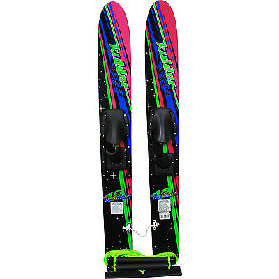 KD Kidder Vapour Kids Water Ski Combo Trainers With Rope and Bar