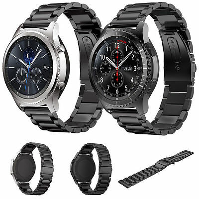 For Samsung Gear S3 Classic/Frontier Stainless Steel Strap Wrist Band Bracelet