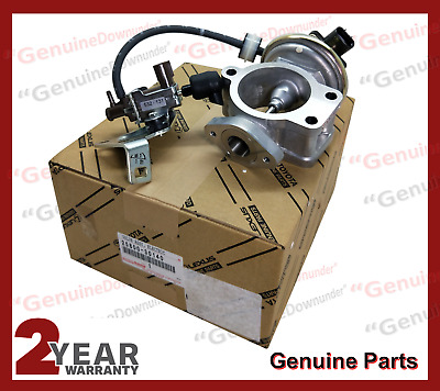 Valve Assembly EGR GENUINE HIACE Exhaust Gas Return 1KD-FTV 3.0L 25800-30140