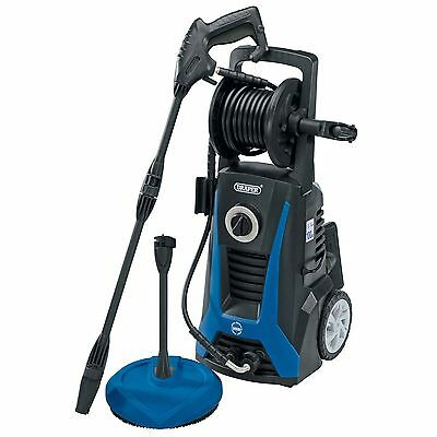 Draper 83414 2200W 230V Cleaning Pressure Washer With Total Stop Feature