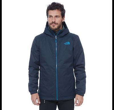 The North Face Men's Quest Insulated Jacket (Urban Navy)