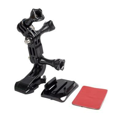 Adjustment Curved Adhesive Helmet Mount Kit Sports DV Accessories for GoPro