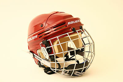 Bauer 4500 Combo Ice Hockey Helmet Size Senior
