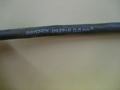 5 ft. SPOOL RAYCHEM J1939 Communication cable 2 conductor w/ drain 20 awg
