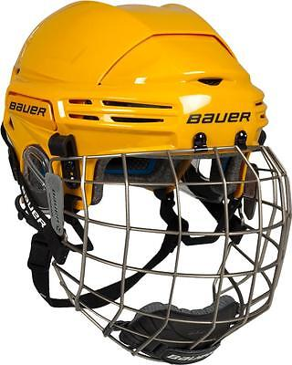 Bauer 7500 Combo Ice Hockey Helmet Size Senior