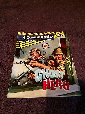 Very Early  Commando Comic Number 393 VFC