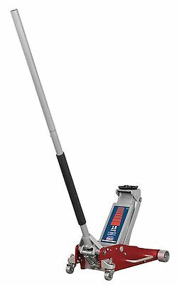 Sealey Tools RJAS2500 Trolley Jack 2.5 Ton 2.5T Aluminium & Steel Rocket Lift