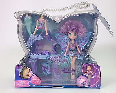 Barbie Fairytopia Mermaidia Seabutterfly Nrfp