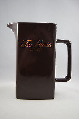 Tia Maria Liqueur Water Jug by Wade PDM, England - Excellent Condition