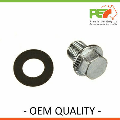 New *OEM Quality* Sump/Drain Plug For Nissan Patrol Y60 Gq 4.2l Td42.