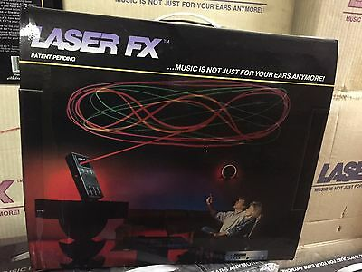 Laser FX Home DJ Music Sound Activated Laser Light Show By With Design In Mind