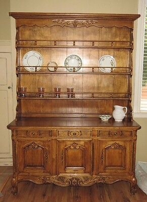 Gorgeous French Country Buffet Hutch Sideboard by Martin of London